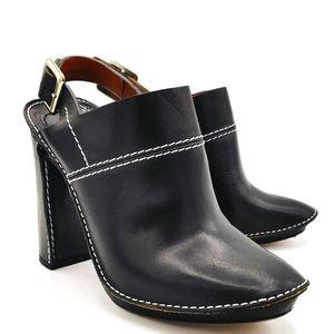 Chloé Leather Clogs